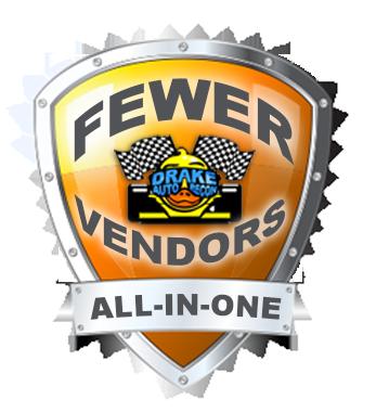 Fewer Vendors